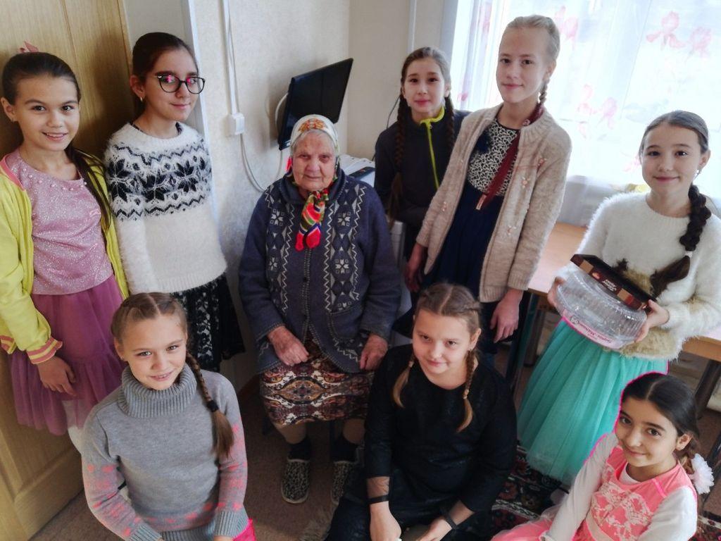 Стишок для бабушки в дом престарелых дома престарелых в лен обл