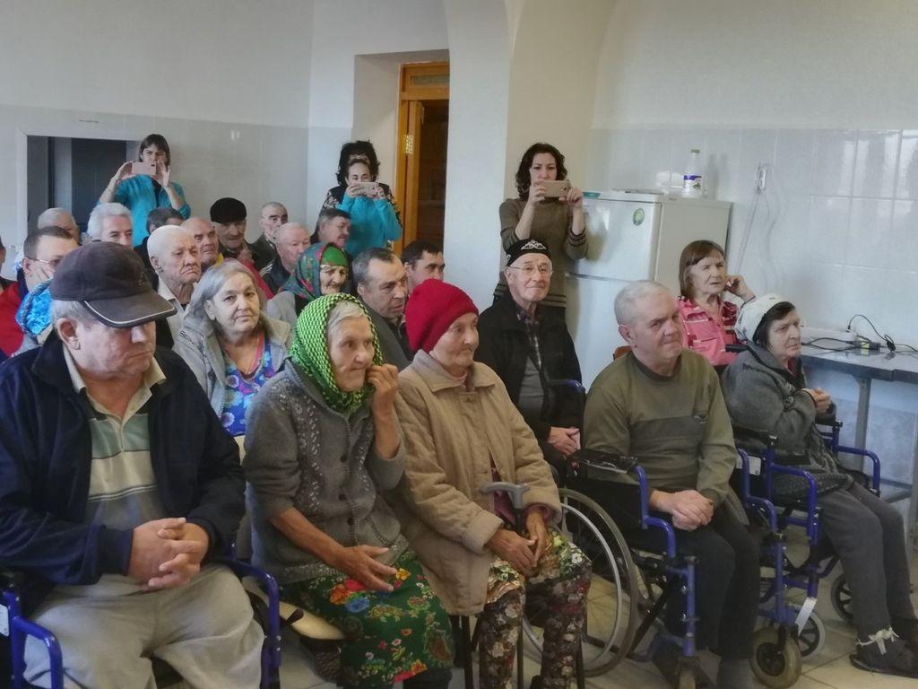 Дом престарелых и инвалидов архангельская область православный пансионат для пожилых людей
