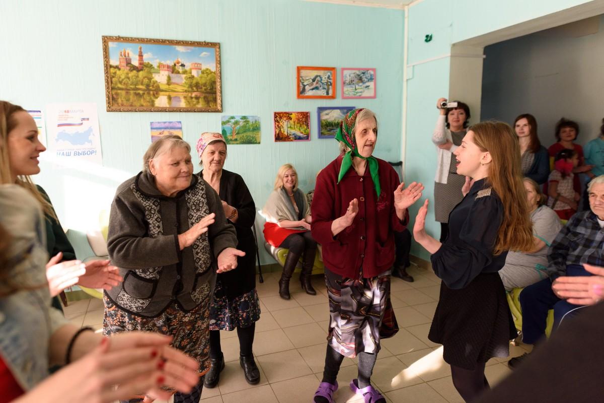государственный дом престарелых бесплатный в москве