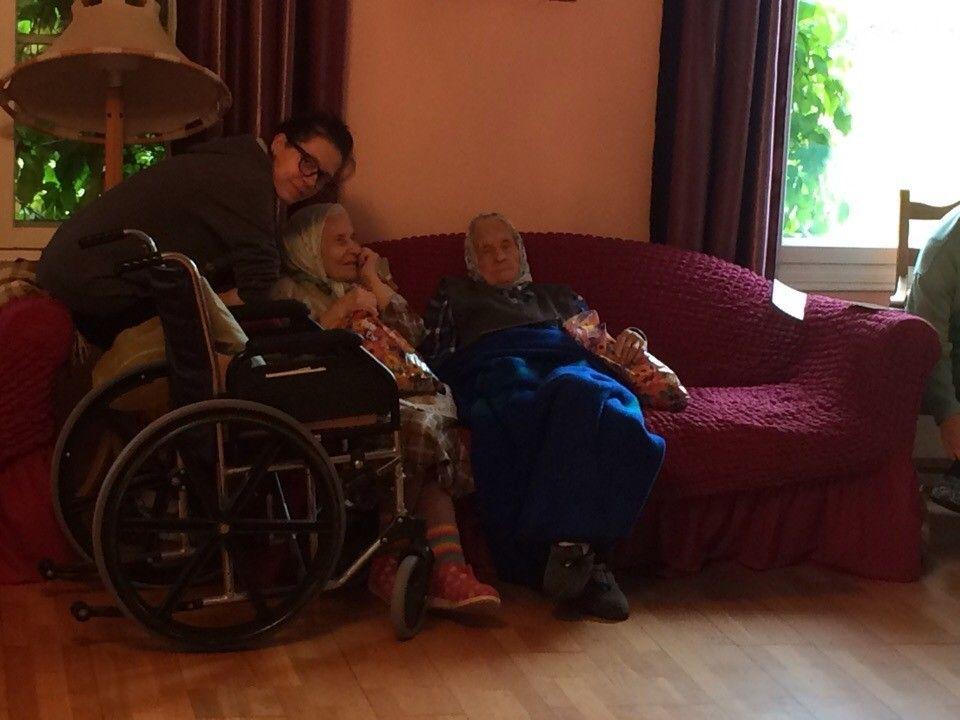 Тихвинский дом-интернат для престарелых и инвалидов стардом дом престарелых