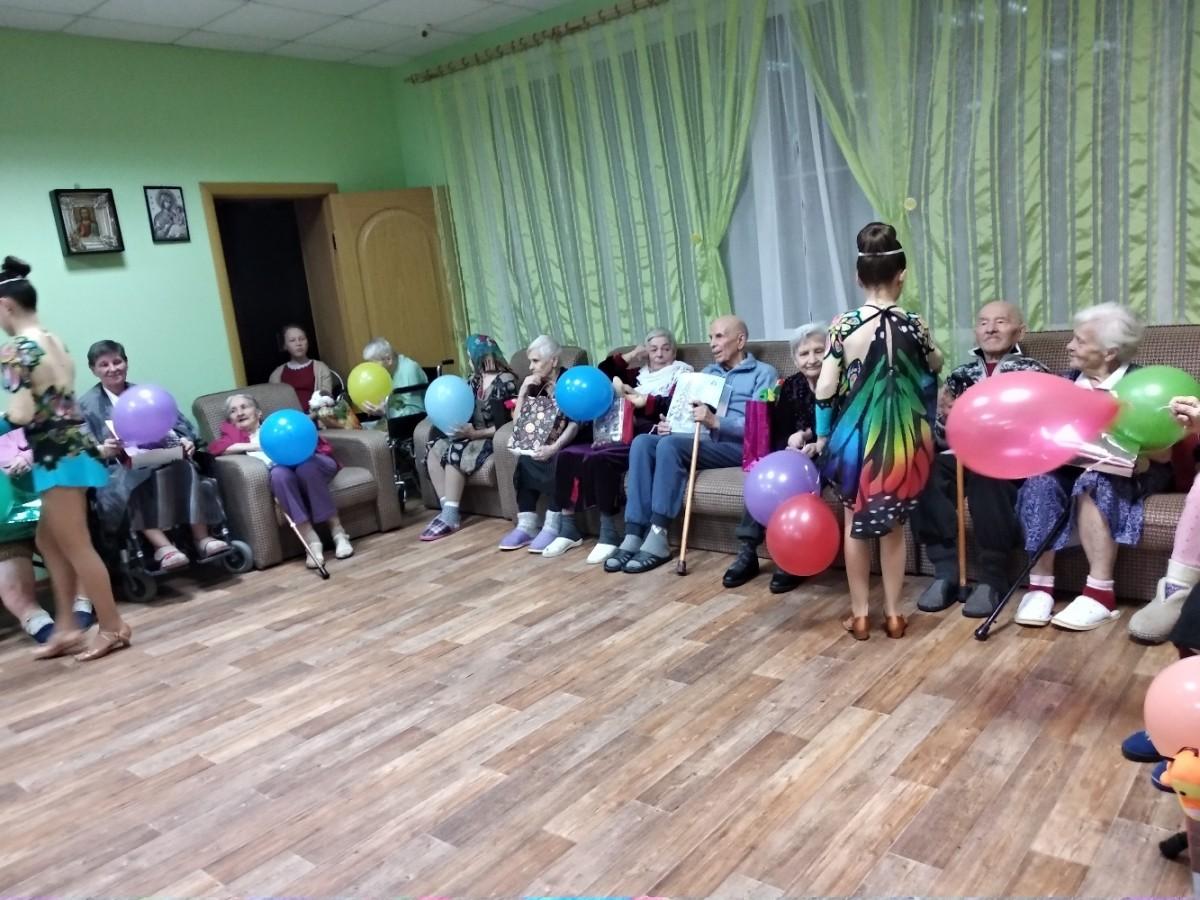 Дом престарелых тоже находится в рахманово киев церковные дома для престарелых
