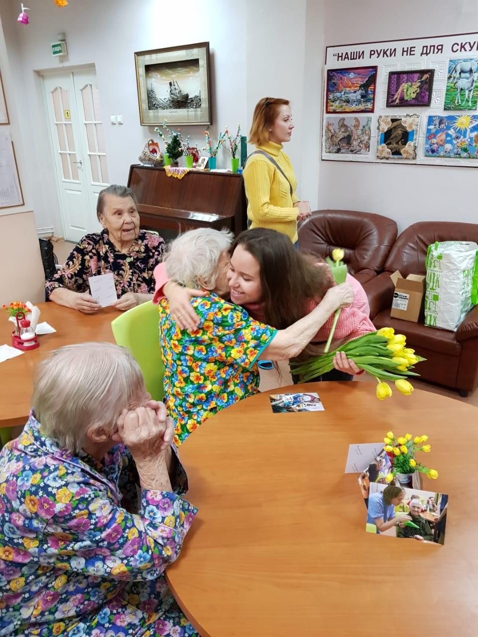 Данные о иру доме престарелых что сделать для престарелых в домах престарелых