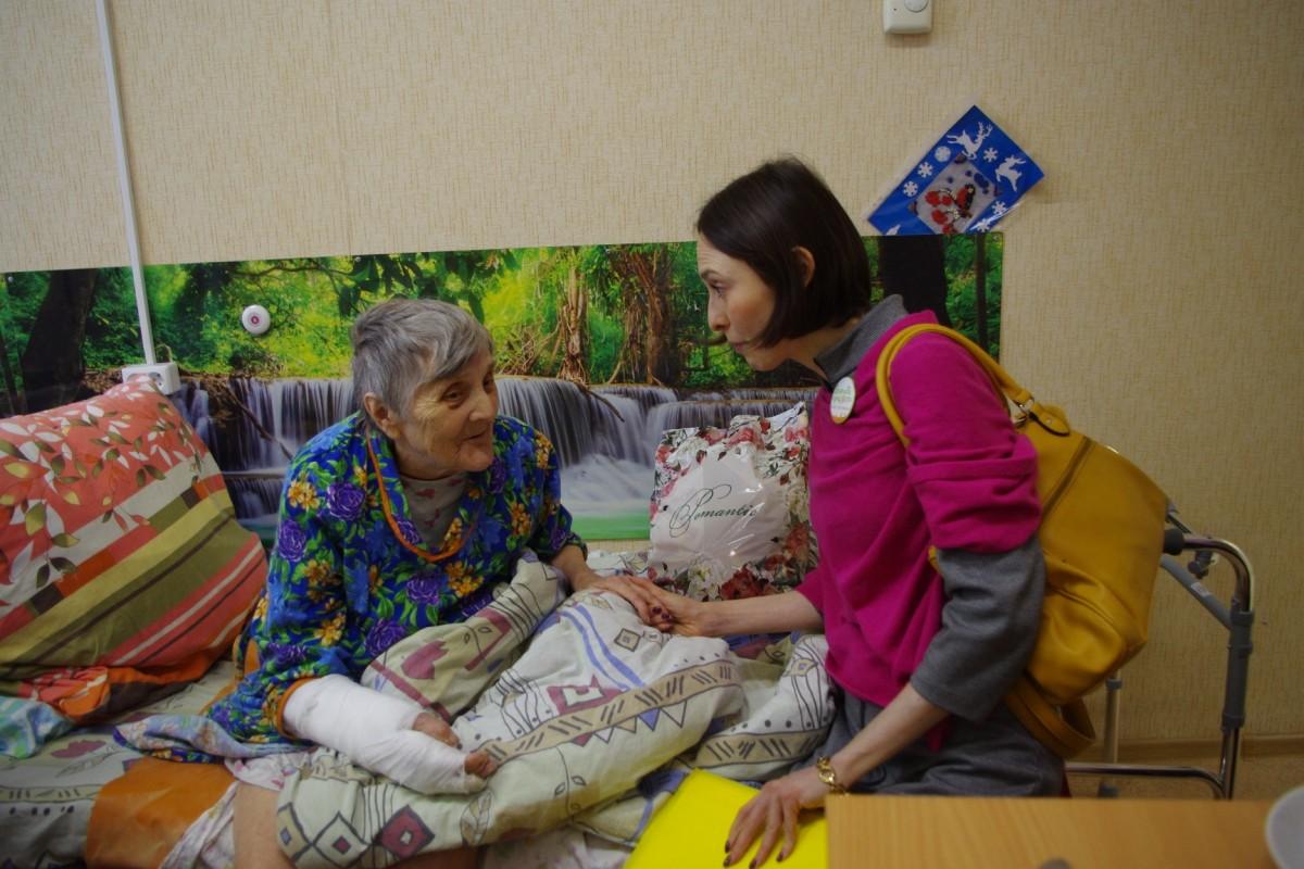 Дома престарелых в тихвине пансионаты для престарелых в городе красноярске