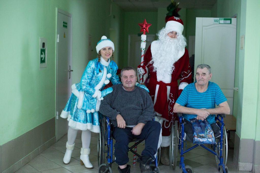 грязовецкий дом интернат для престарелых и инвалидов
