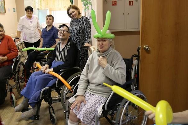 Дом престарелых в хворостянке калининградские дома престарелых