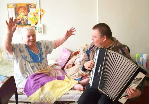 дом для престарелых 500 рублей в сутки