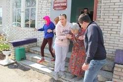 Дома престарелых в волосовском районе ленинградской области оформление в дом престарелых при наличии родственников