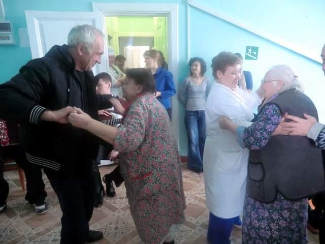 Потьминский дом интернат престарелых пансионе для пожилых людей