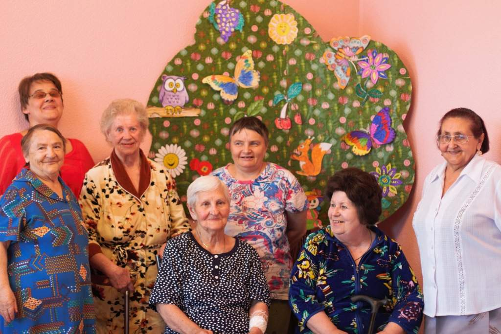 Дом престарелых шувое санатории и дома престарелых