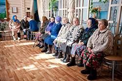 Дом престарелых карпуниха отдых в доме престарелых