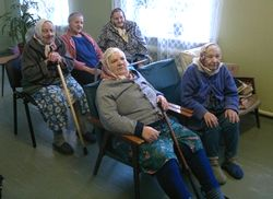 Городенский дом-интернат для престарелых дом престарелых в старину