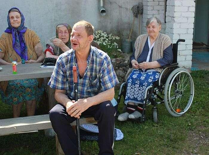 дом престарелых нормативы