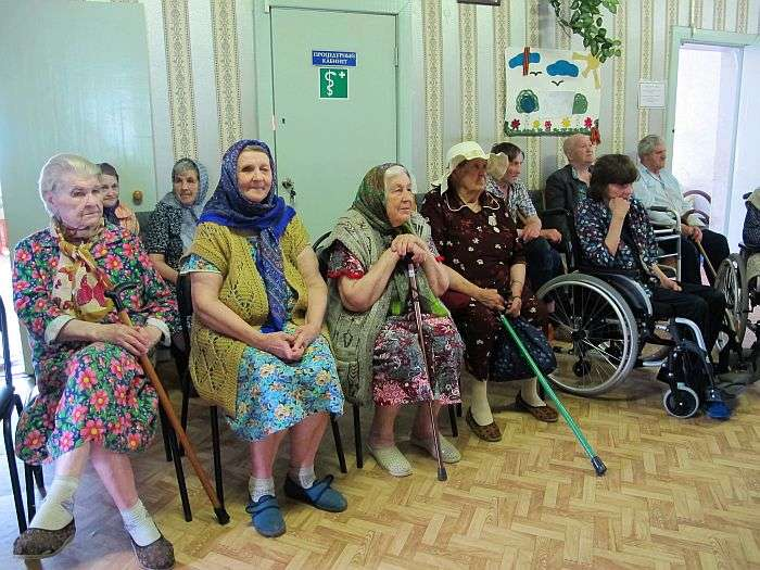 Выдропужск дом престарелых дома престарелых в спб помощь