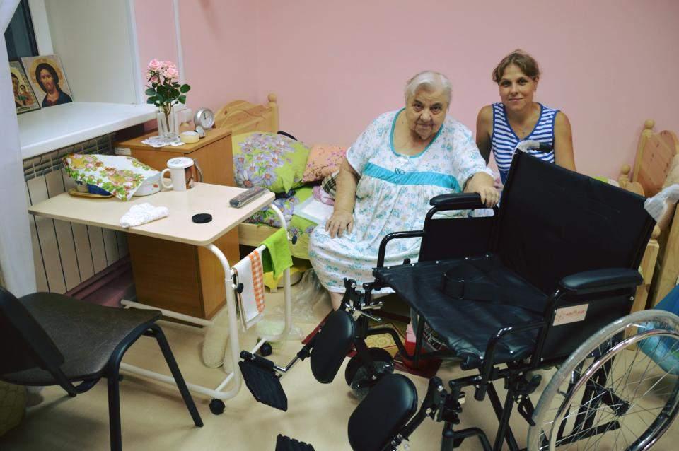 дом престарелых режим дня