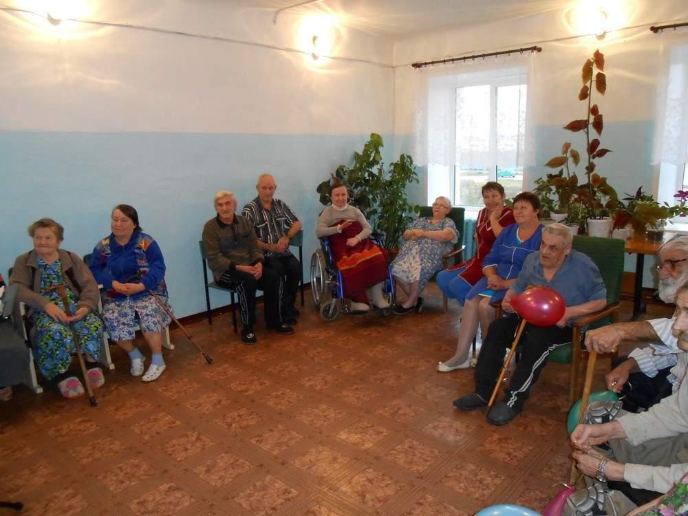 Дом престарелых костромская область елизово, дом престарелых