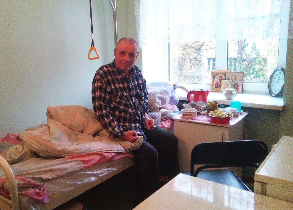 Интернат для престарелых в великих луках дом престарелых в ленинградской