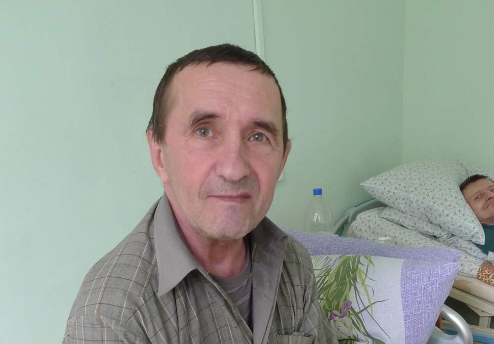 В дом престарелых и инвалидов мужчину в дом престарелых документы
