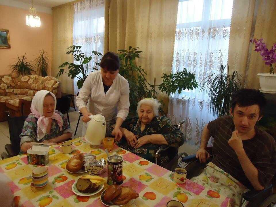 дома для престарелых в екатеринбурге отзывы