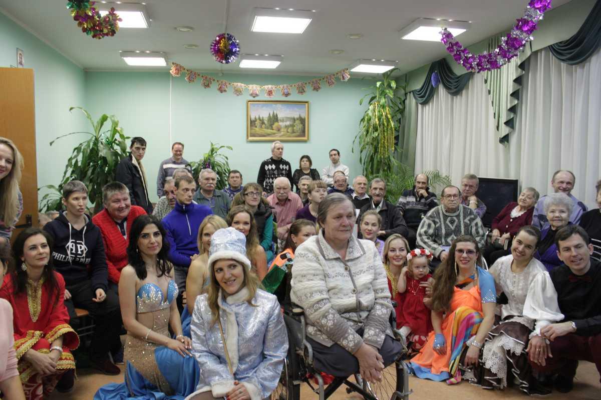 Новозагарье дом престарелых пансионат для пожилых людей московская область истринский район