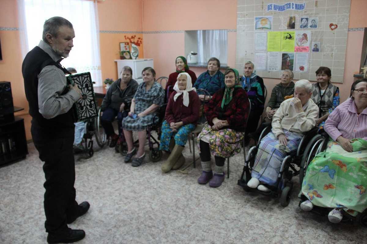 как устроить пожилого человека в дом престарелых в г липецке