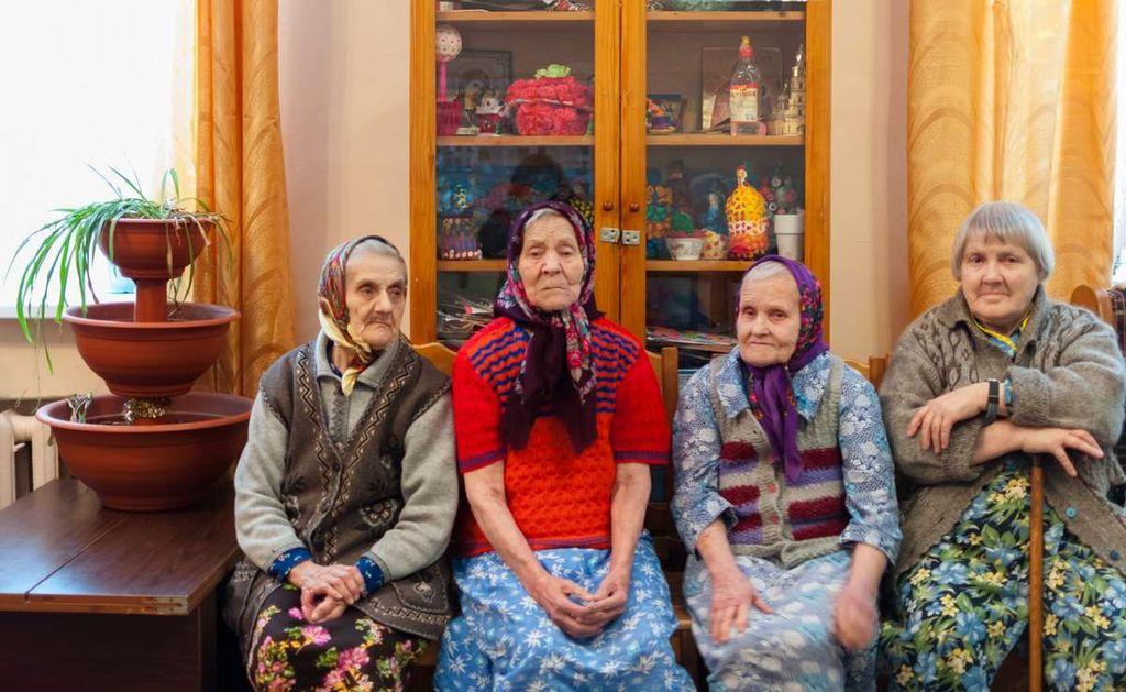 Боровичи дом престарелых прашково пансионат токсово для пожилых