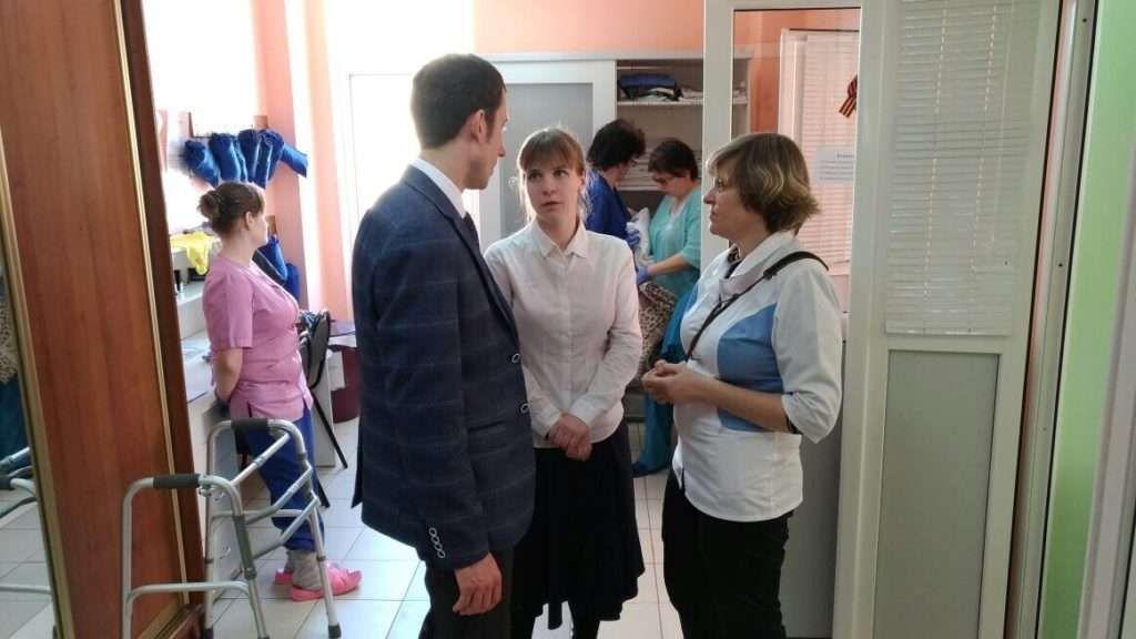 Дома престарелых для инвалидов в рязани чебоксарский дом престарелых