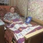 Бабушки и дедушки в Белышево - активные читатели