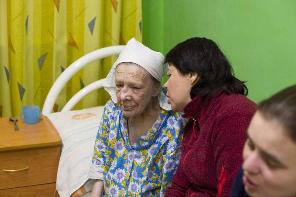 кирово-чепецкий дом интернат для престарелых и инвалидов