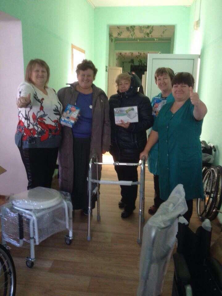 Помощь домам престарелым нурлатский дом престарелых
