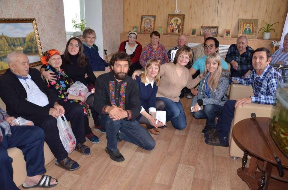 Дом престарелых ростовская обл интернет магазины средства для ухода за лежачими больными