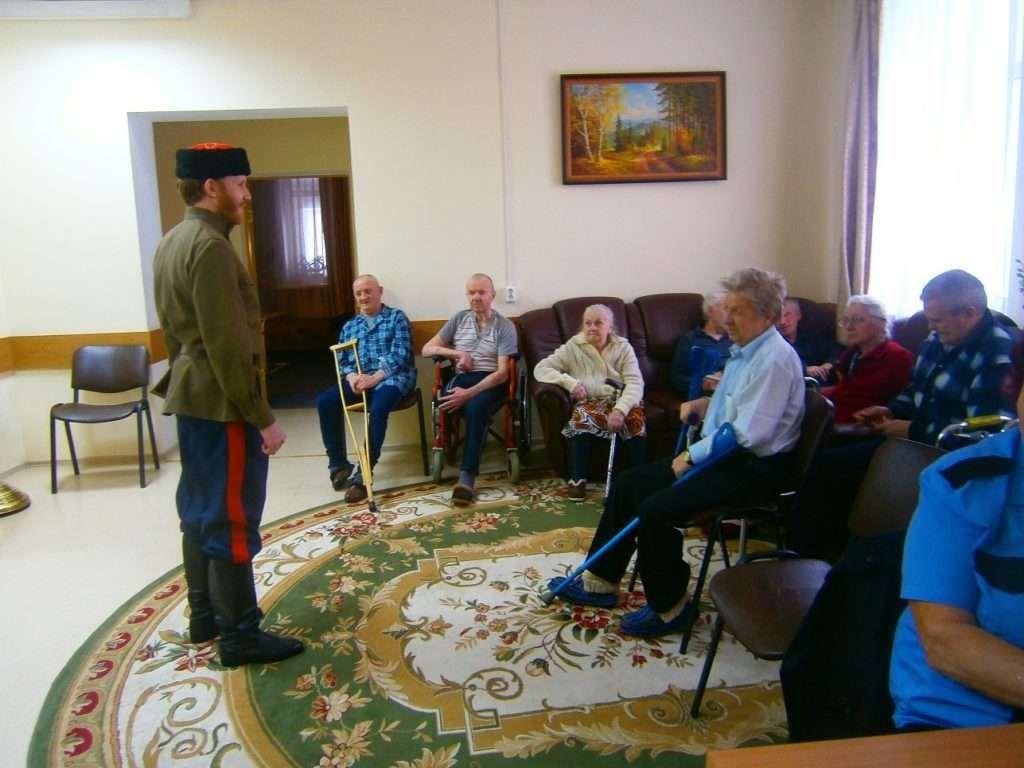 Дом престарелых дубна рождественский платный дом для престарелых