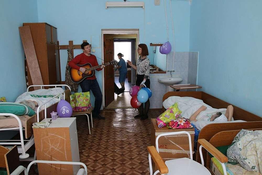 Дом престарелых в чапаевске дом престарелых в абае карагандинской области