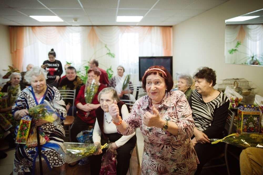 дом престарелых в брянской области