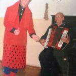 Немногим ранее Евгений Александрович Степанов был гармонистом всех праздничных мероприятий в интернате. В последнее время практически не выходит из палаты