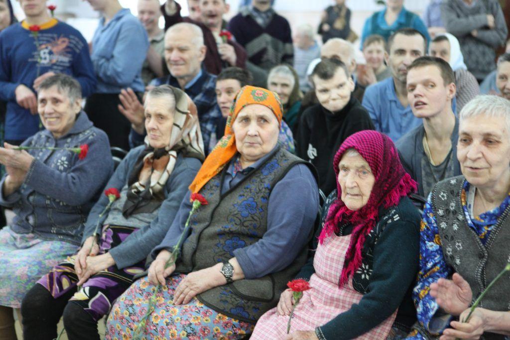 Дом престарелых в белеве тульской области работа вакансии в дома престарелых