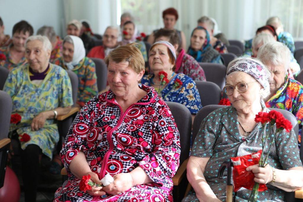 Дом престарелых в белеве тульской области рекомендации при выписке после перелома шейки бедра