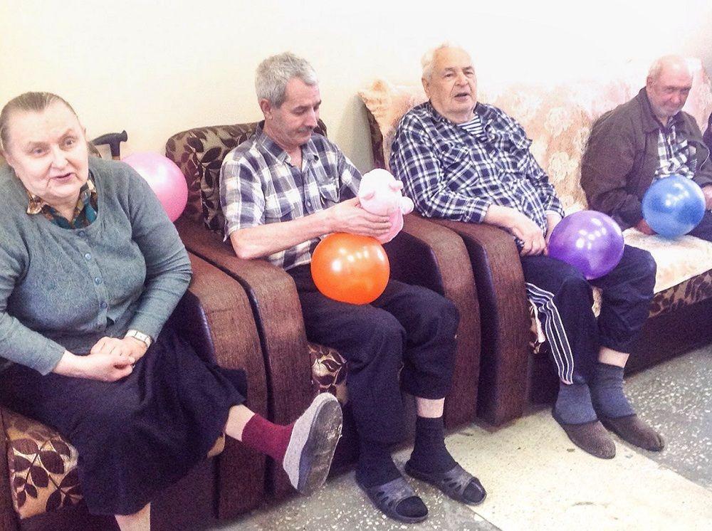 Дом престарелых пос.монтажный домодедово пансионат для пожилых