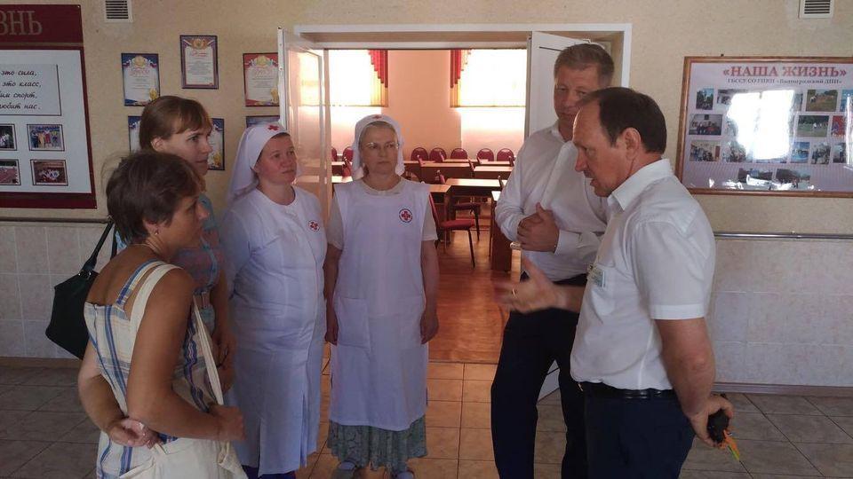 Волгоград дом престарелых вакансии дом престарелых на чапаева владимир