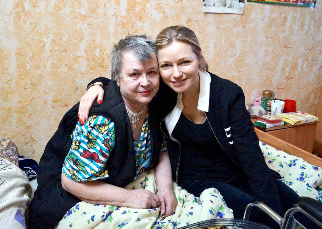 даниловский дом интернат для престарелых