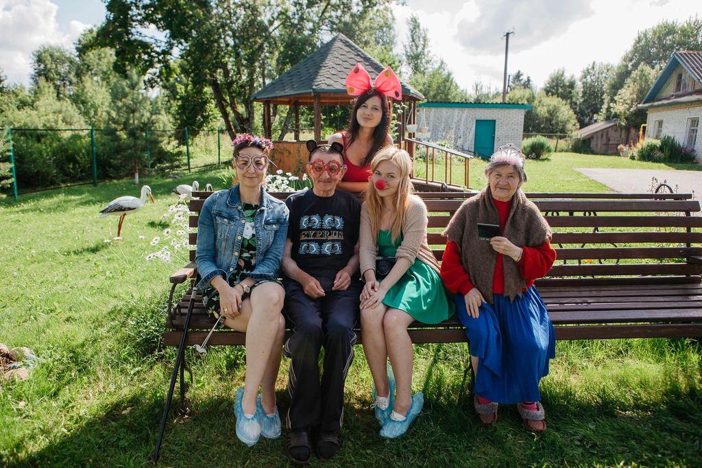 где находятся престарелые дома в красноярском крае