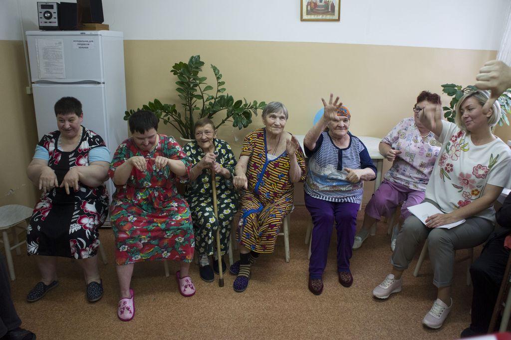 Дом престарелых в клементьево пансионат для пожилых недорого московская область
