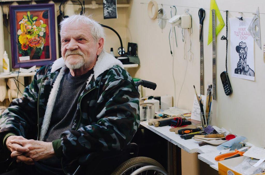 Интернат для пожилых в казани работа в домах престарелых в европе
