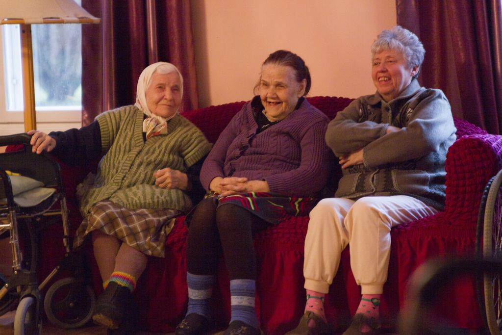 Кикеринский дом престарелых сп для дома престарелых