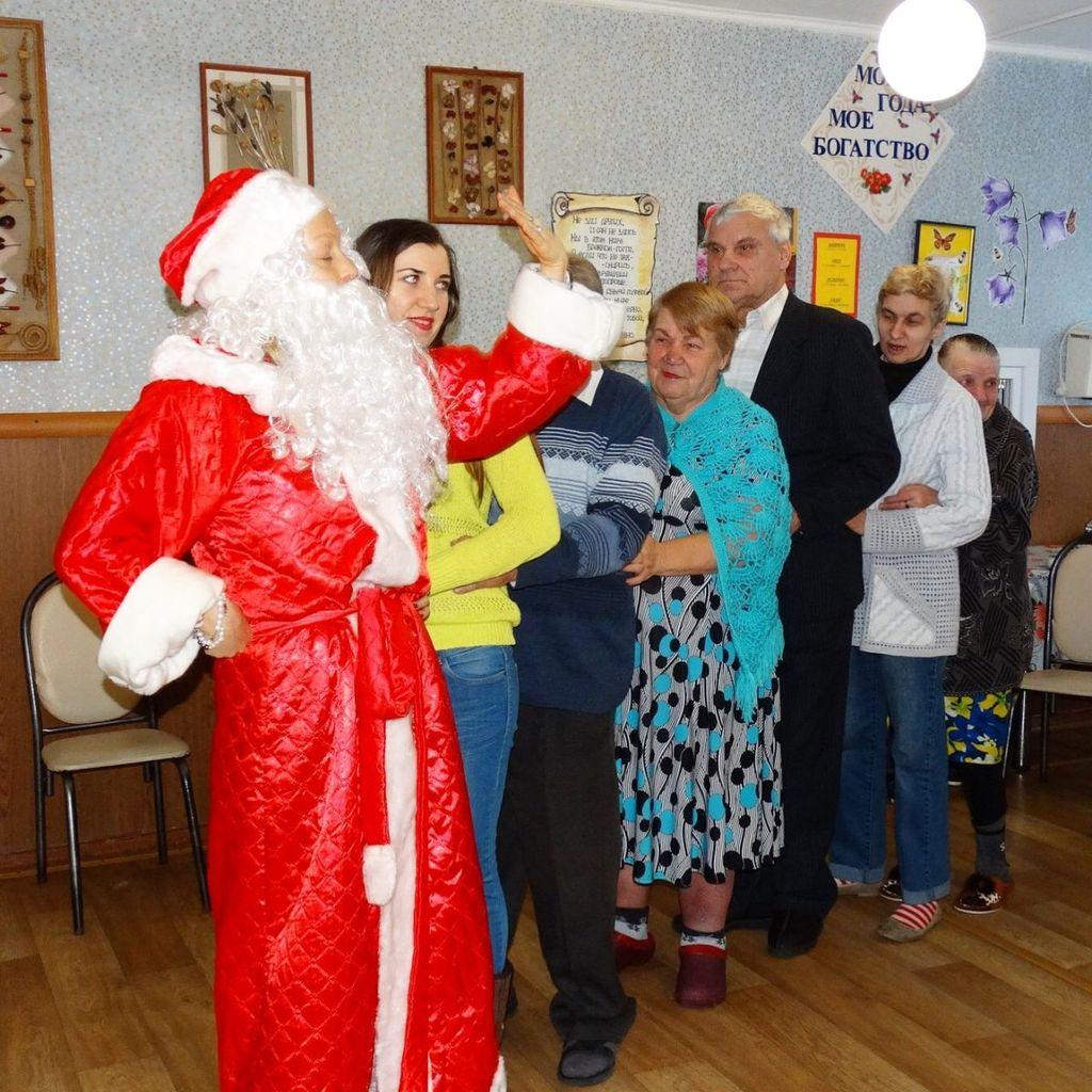 Подарки бабушкам и дедушкам в дома престарелых пансионаты для пожилых людей недорого