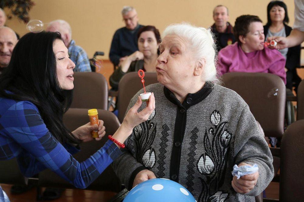 Черноголовский дом престарелых бюджет дома престарелых