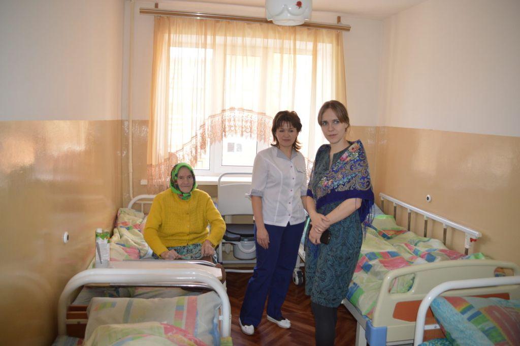 Интернаты и дома престарелых в тамбовской области сиделка для пожилого человека на дом москва