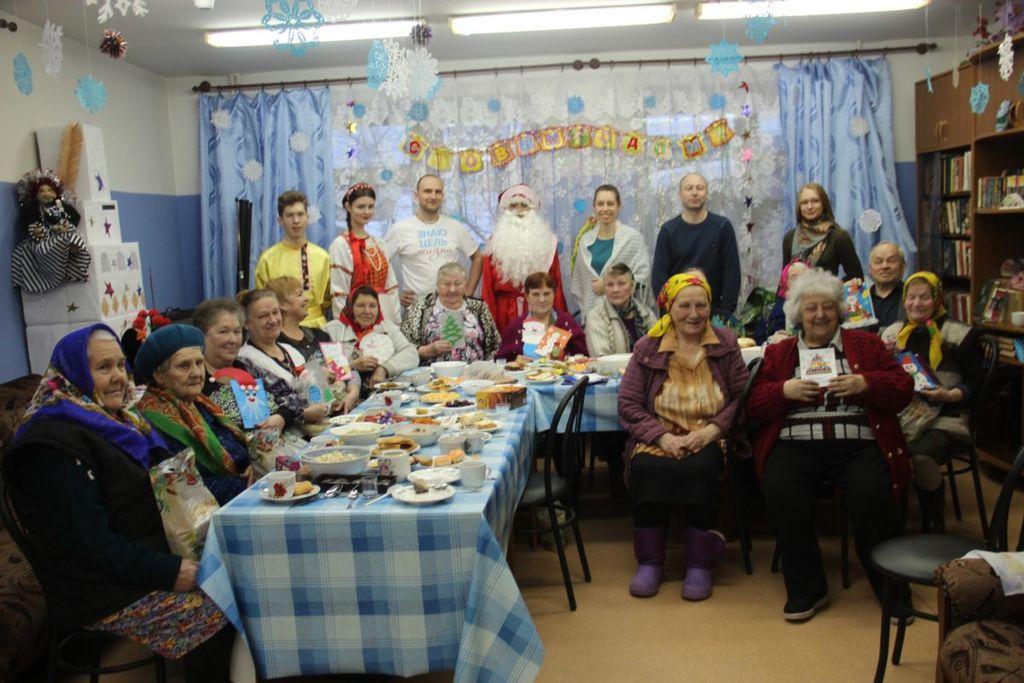 дом престарелых и инвалидов пенза