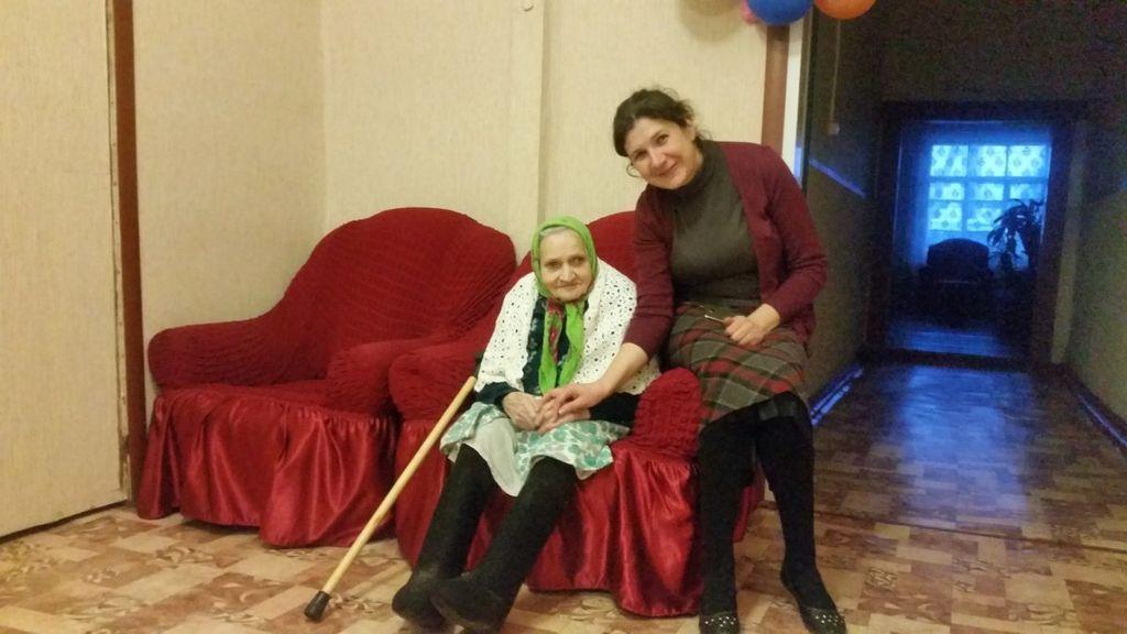 Письмо дедушки в доме престарелых елизовский дом престарелых