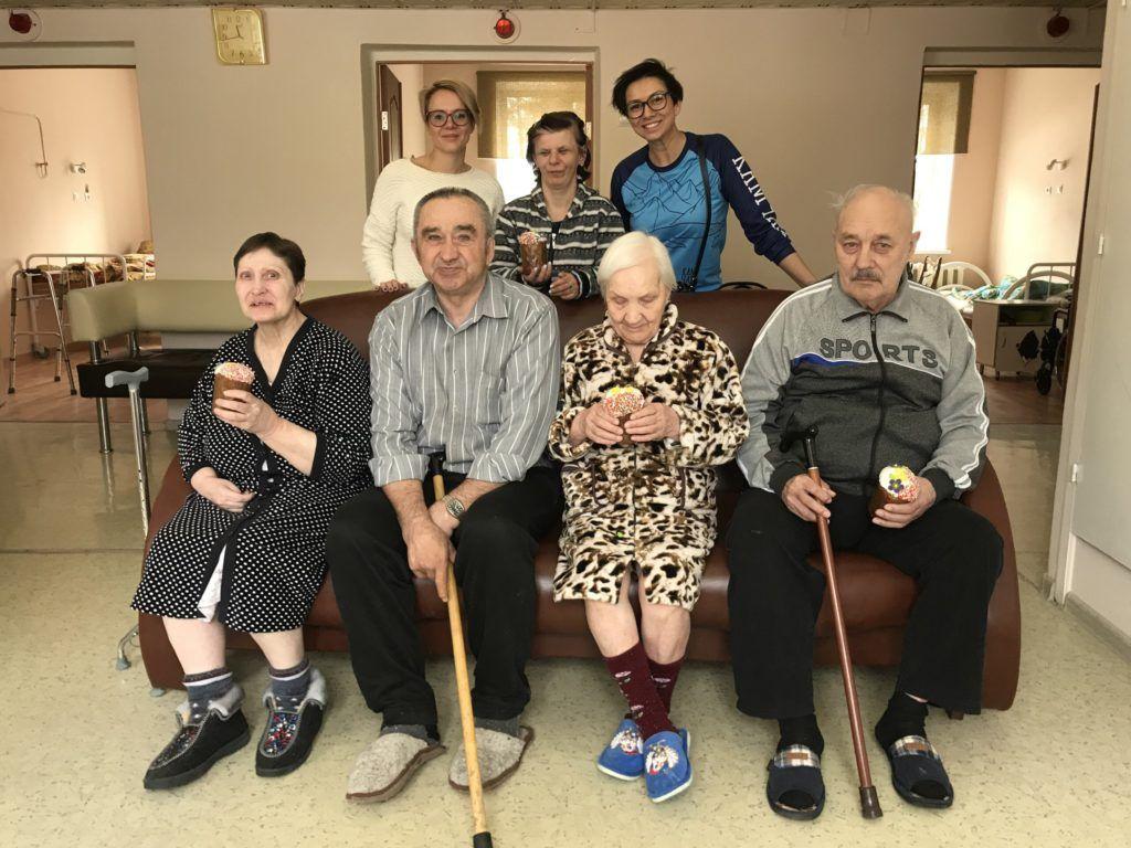 Интернаты для престарелых тульской области верхняя тура дом престарелых