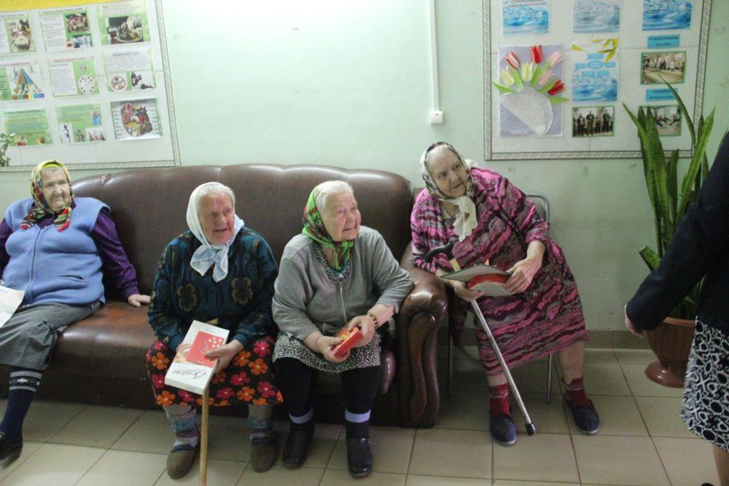 Дом престарелых в устюжне в казани дом для престарелых